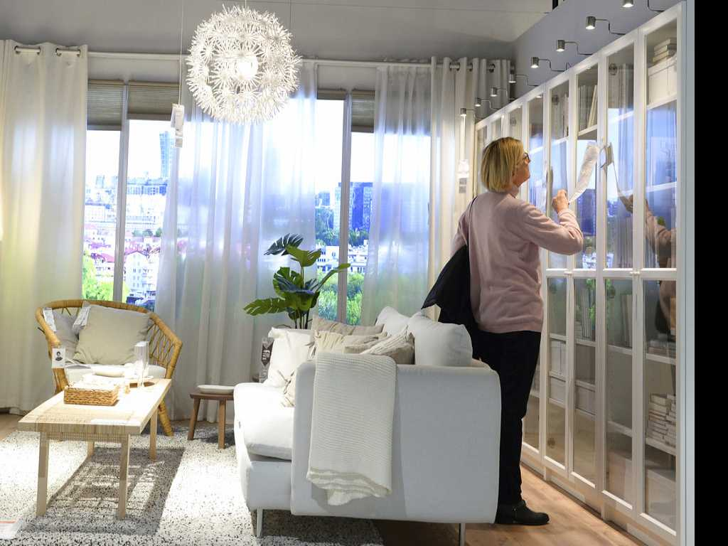 Ikea Moves Into City Centers to Adapt to Consume Changes