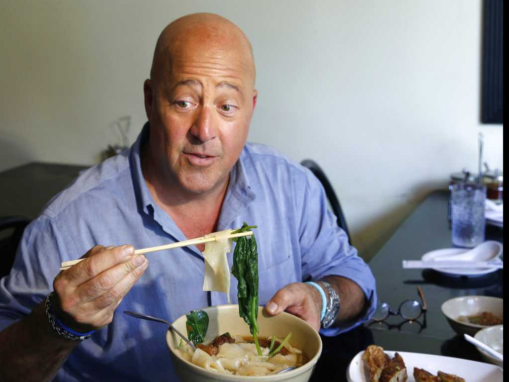 Zimmern Apologizes for Comments About Chinese Restaurants