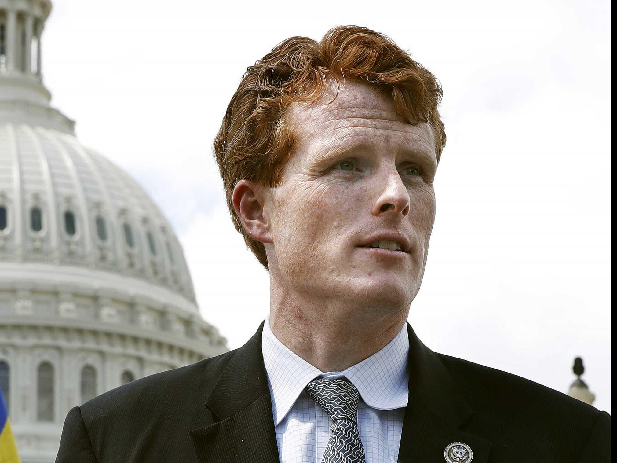 U.S. Rep. Kennedy: Democrats Should Embrace 'Moral Capitalism'