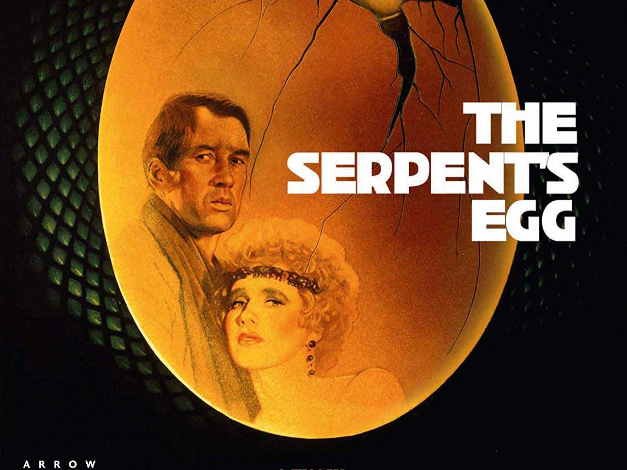 Review :: The Serpent's Egg