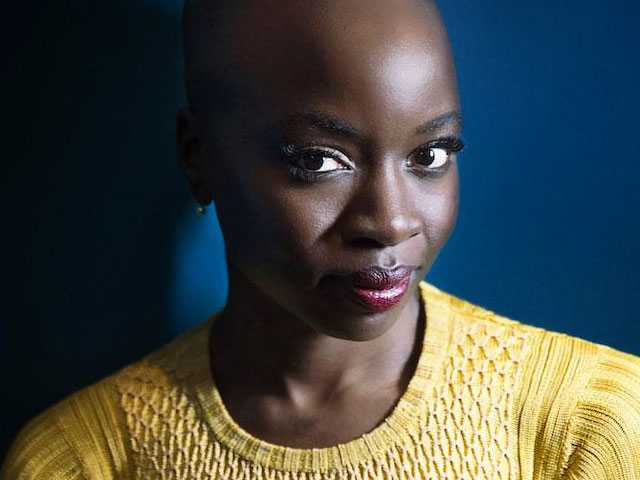 World AIDS Day Interview: 'Walking Dead' Star Danai Gurira