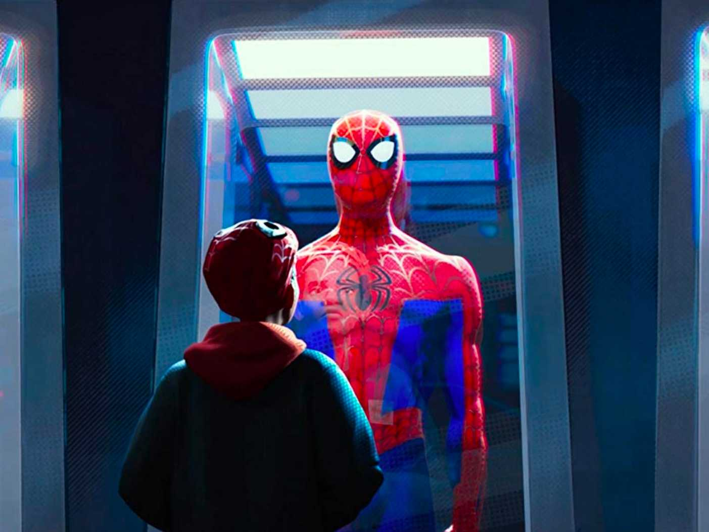Review :: Spider-Man: Into the Spider-Verse