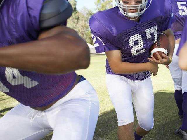 Football Players Face Life in High School Locker-Room Attack