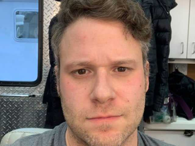 Seth Rogen Shaves, Gets Haircut & Looks Completely Different