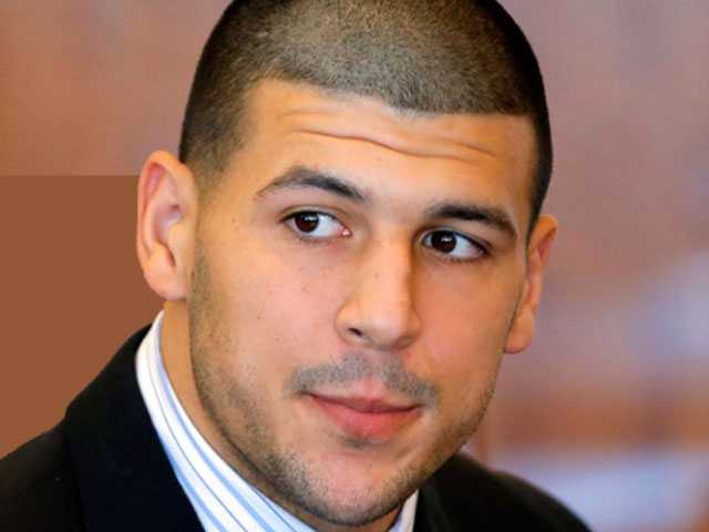 Aaron Hernandez Emotional, Yet Hopeful, After Arrest
