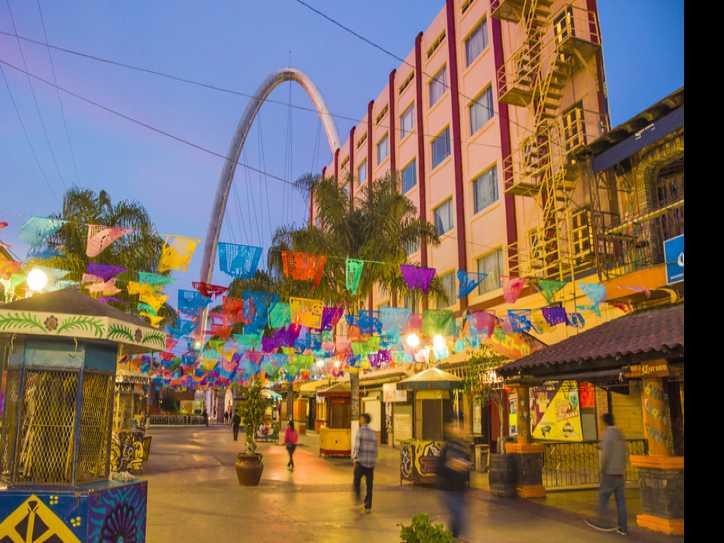Tijuana Tourism Slumps Since Caravan Arrival