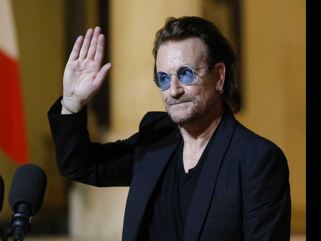 Bono to Speak in Chicago on Fighting AIDS in Africa