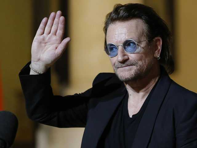 Bono to Speak in Chicago on Fighting AIDS, Poverty in Africa