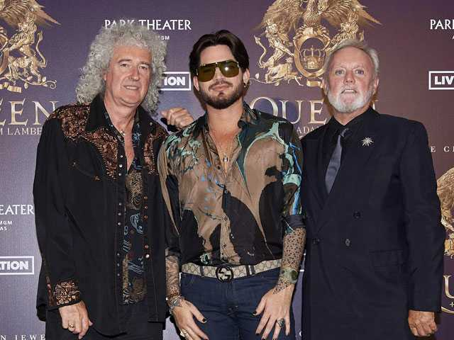 Queen, Adam Lambert to Launch North America Tour