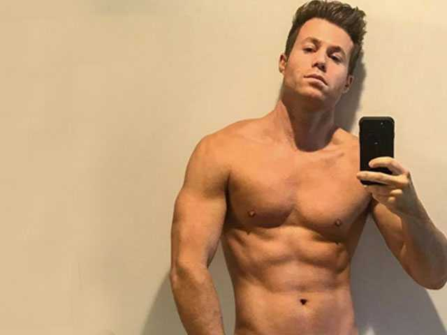 PopUps: O-Town Singer Ashley Parker Angel Shares Peachy Underwear Pic