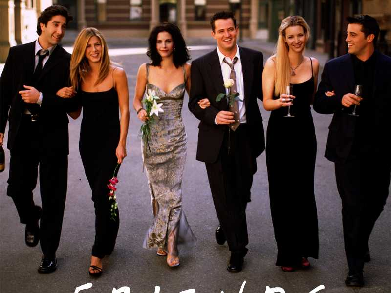 'Friends' Will be Leaving Netflix Sooner Than You Think