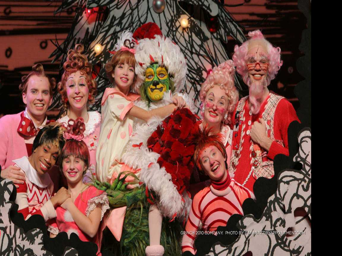 Review :: Dr. Seuss' How the Grinch Stole Christmas