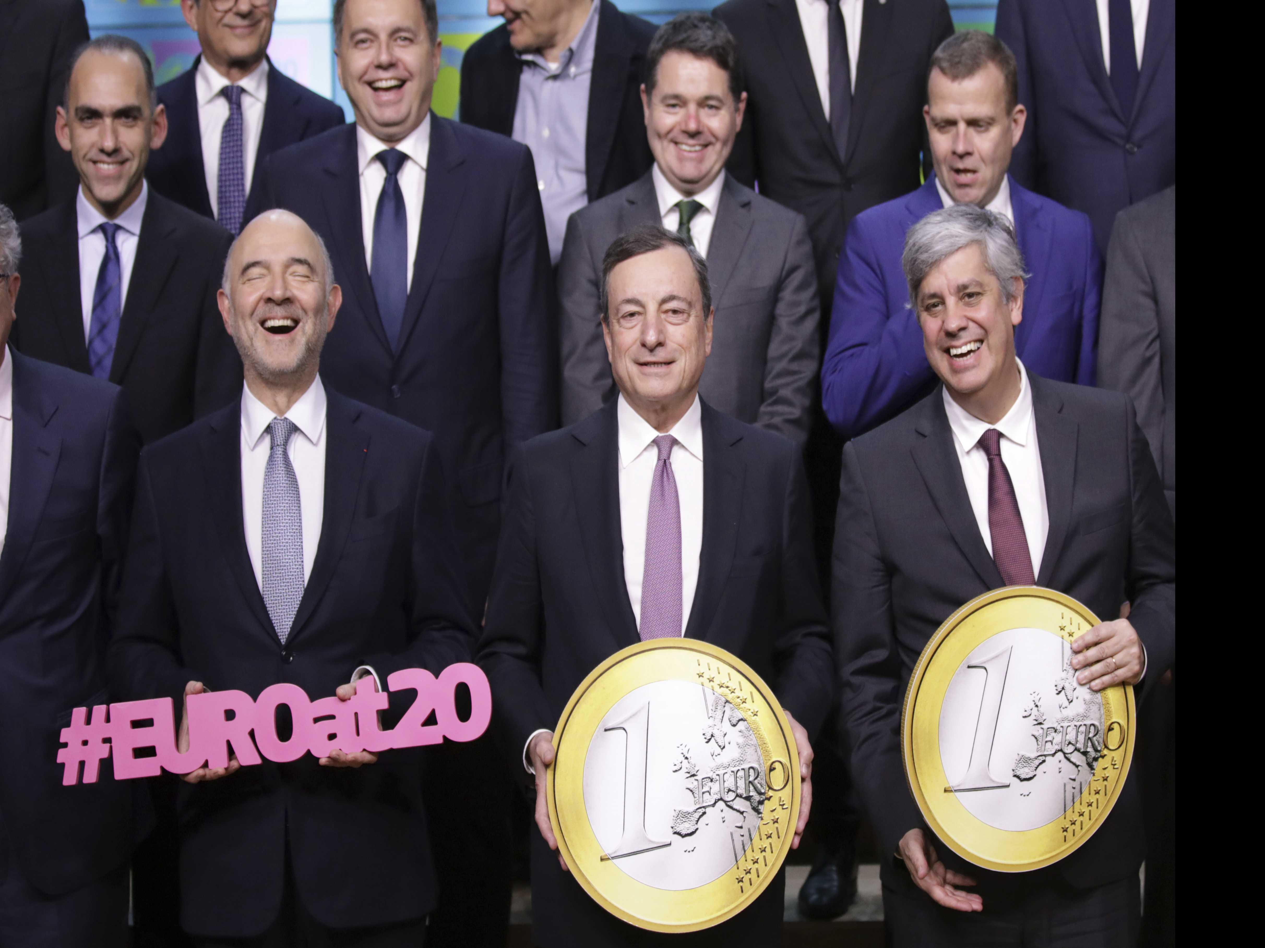 Eurozone Ministers Reach Compromise Deal on Reform Package
