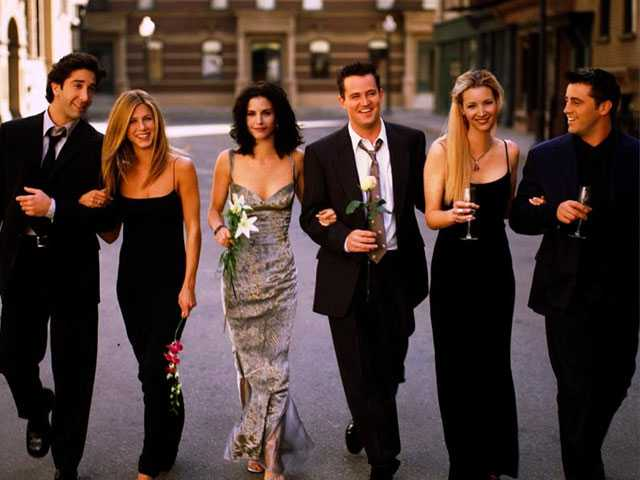 'Friends' to Stay on Netflix After All