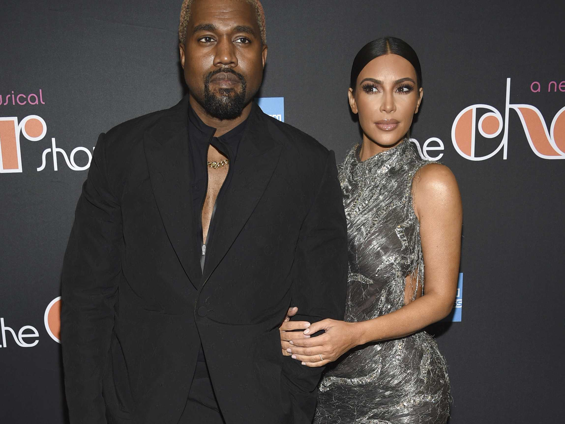 Kanye West Apologizes for Using Phone During Cher Musical