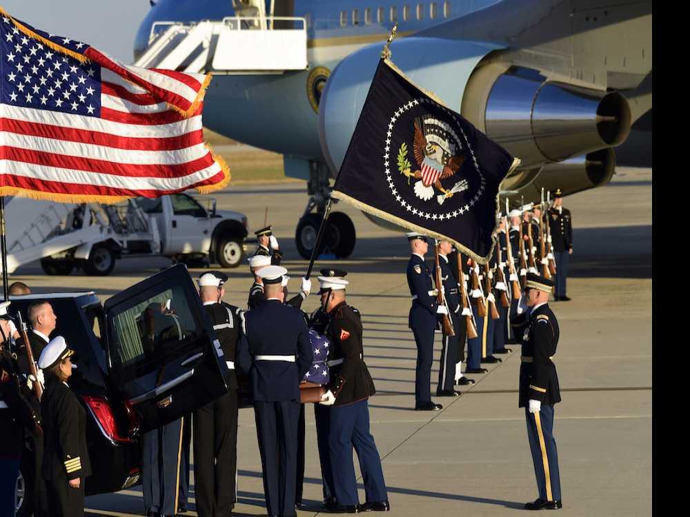 Media Coverage Contrasts George H.W. Bush's Era with Trump