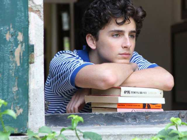 'Call Me By Your Name' Author Announces He's Writing Sequel