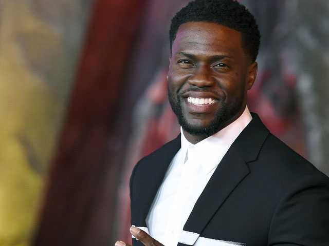 Actor-Comedian Kevin Hart Will Host 2019 Oscars