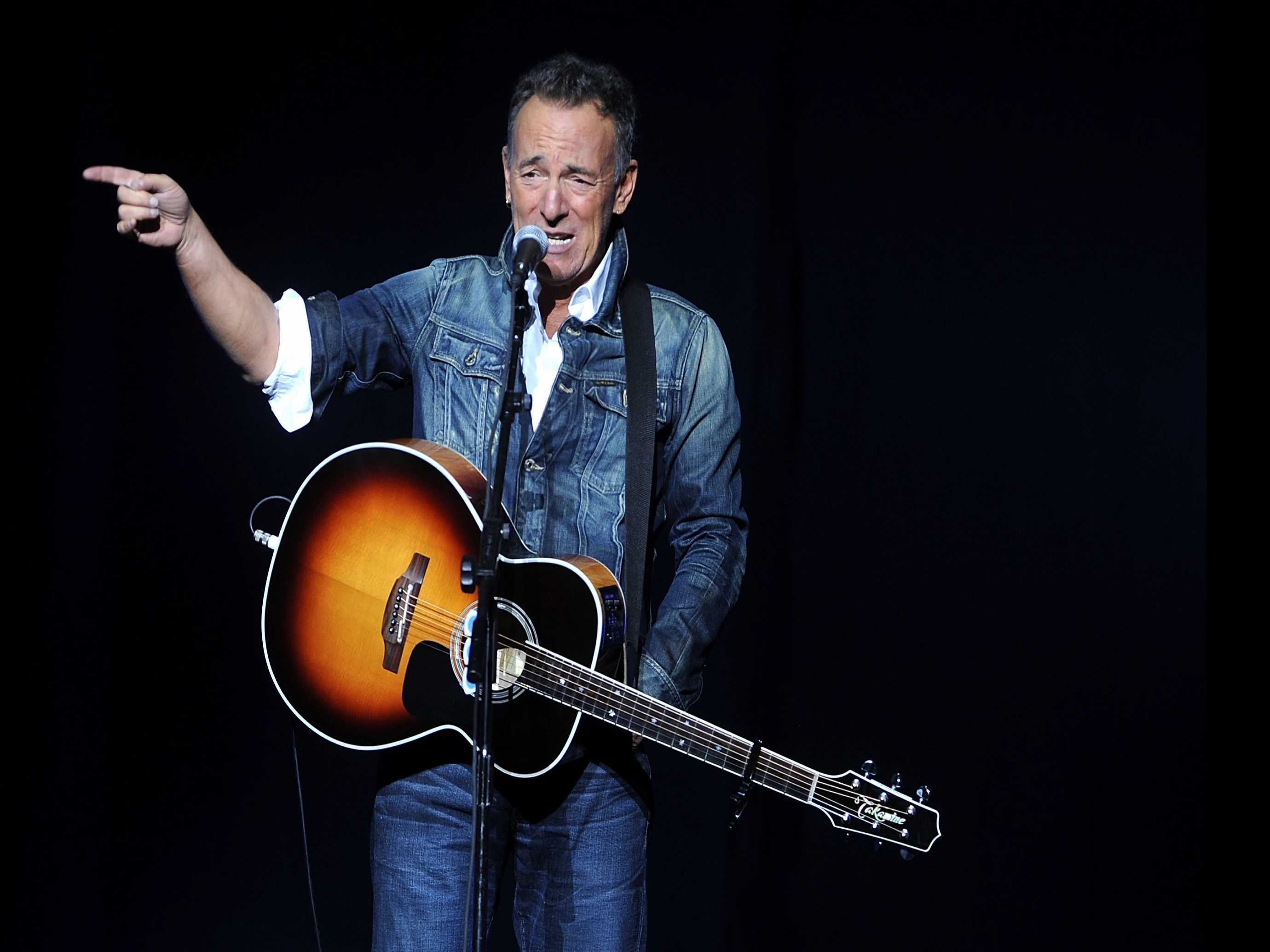 Bruce Springsteen: No Tour with E Street Band in 2019