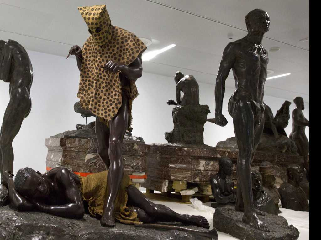 Revamped Belgian Museum Takes a Look at Colonial Past