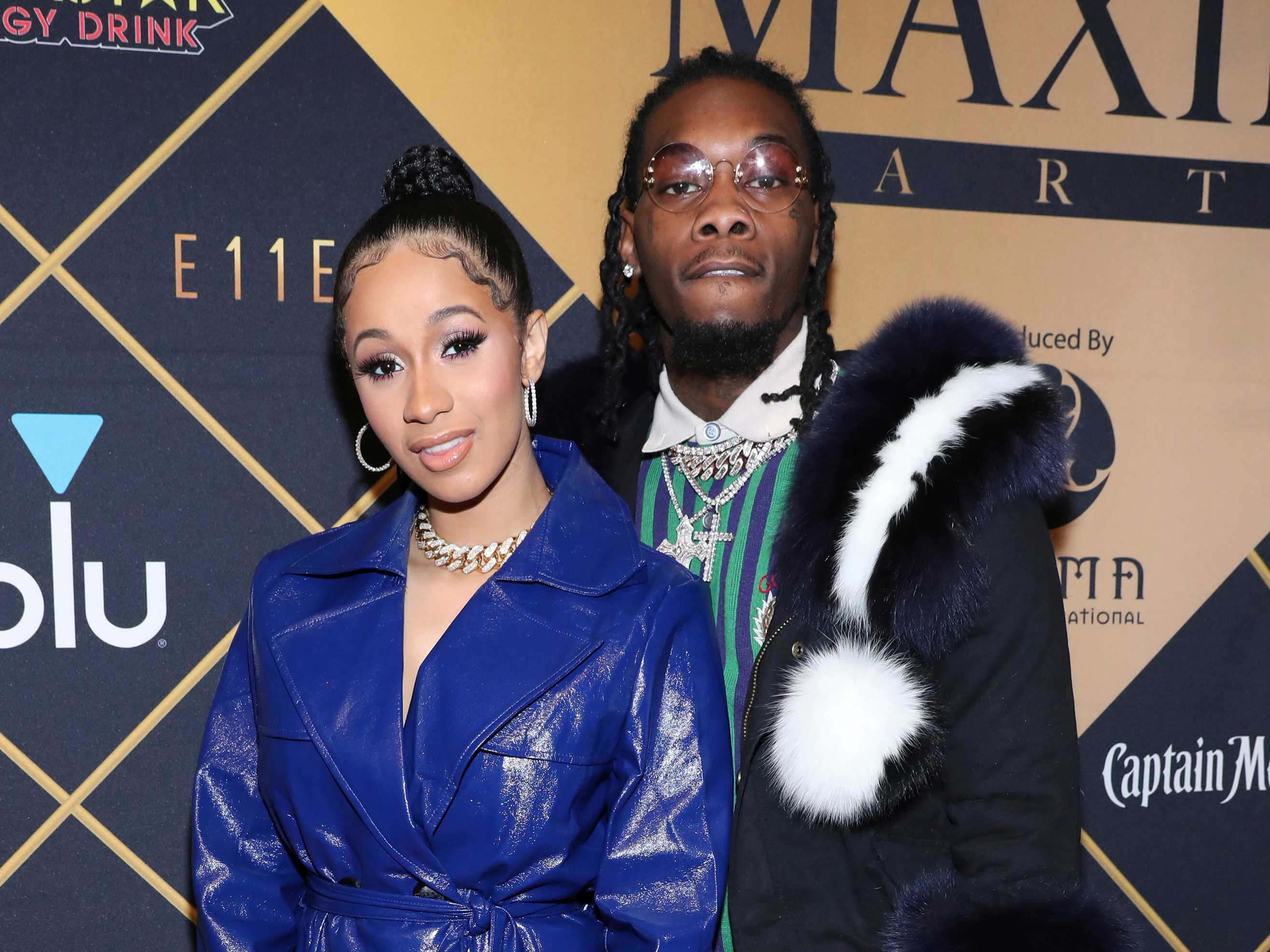 Watch: Cardi B 'No Longer Together' with Offset