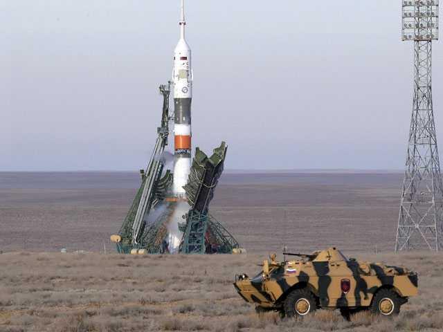 Russian Space Agency Spokesman Slams 'Information Attack'