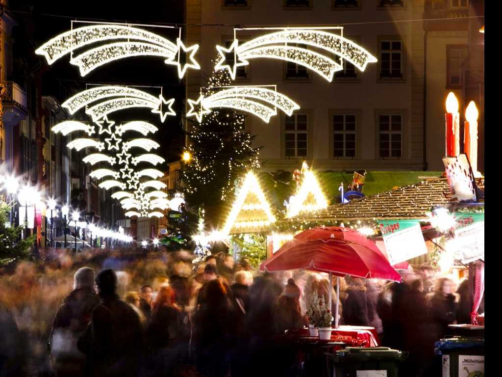 Christmas Markets in Full Swing in Germany