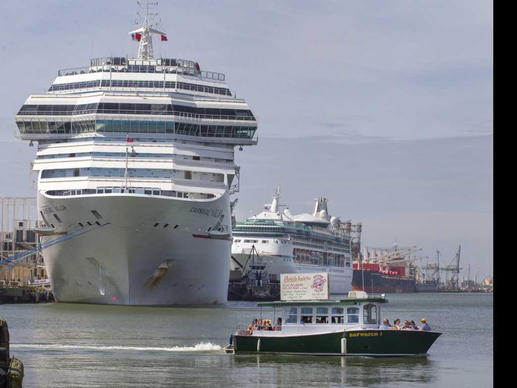 Ahoy, Galveston! Royal Caribbean Plans Third Cruise Terminal