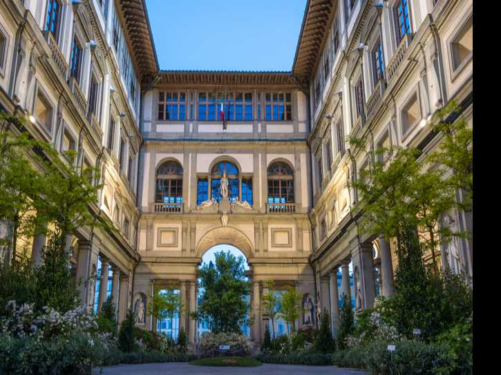 Uffizi Galleries Aim to Reduce Crowds and Ticket Scalpers