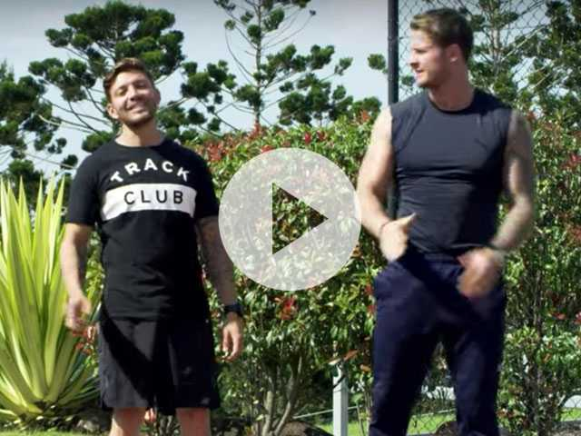 Fitness Friday: Workout Tips From Chris Hemsworth's Trainer