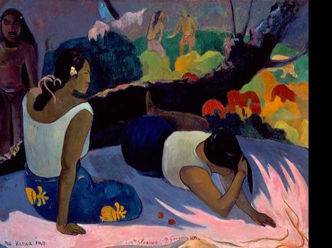 Spiritual Gauguin