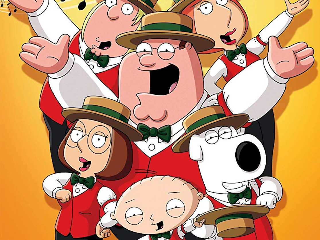 Review :: Family Guy - 20 Greatest Hits