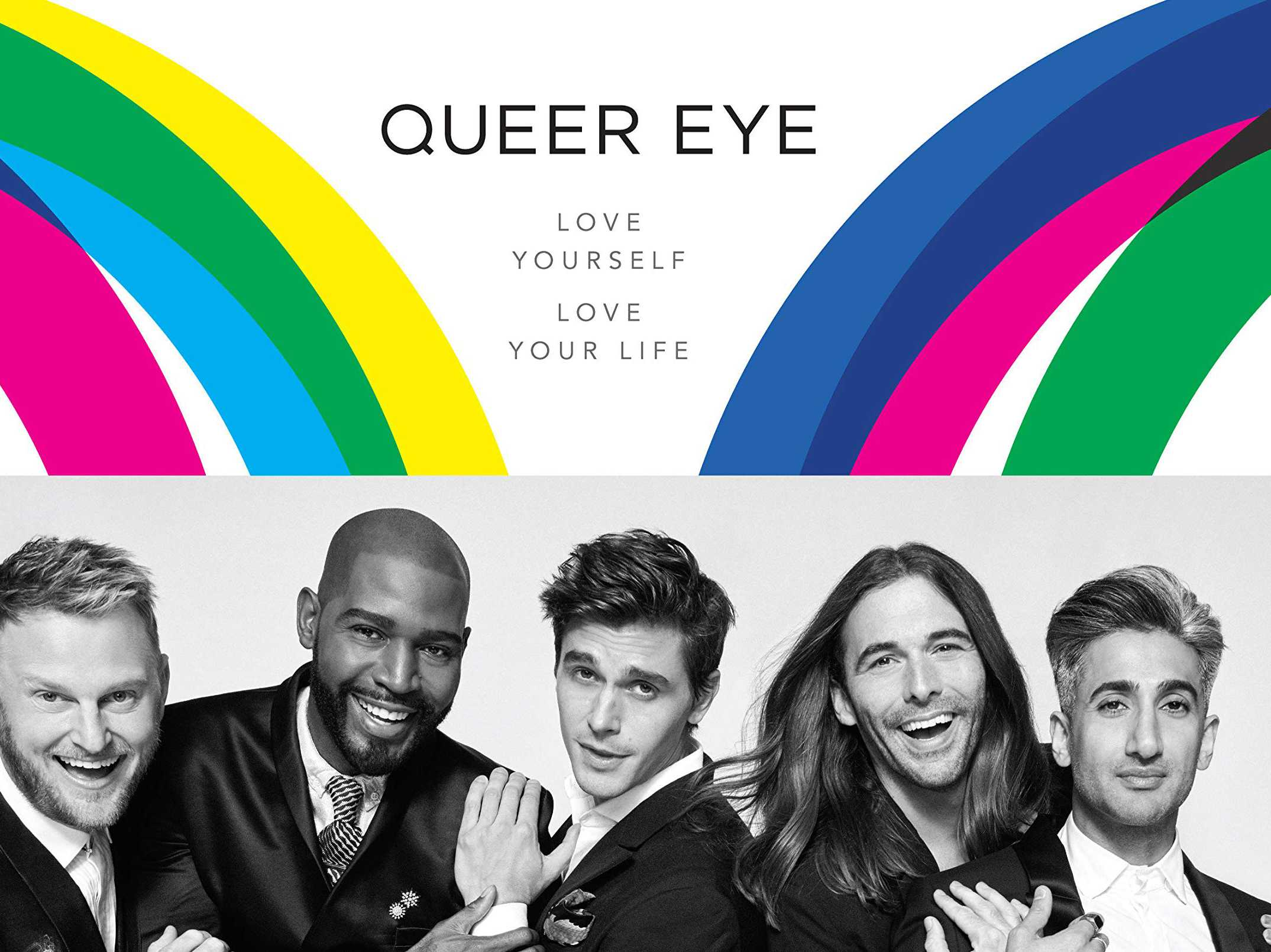 Review :: Queer Eye: Love Yourself. Love Your Life