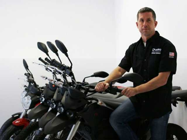 Insider Q&A: Zero Motorcycles' CEO on Tax Credits, Rivals