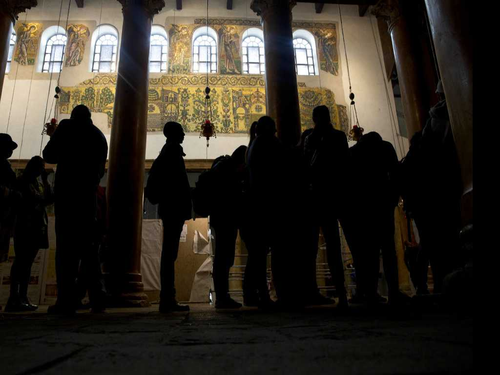 Church Renovation Lifts Christmas Spirit in Bethlehem
