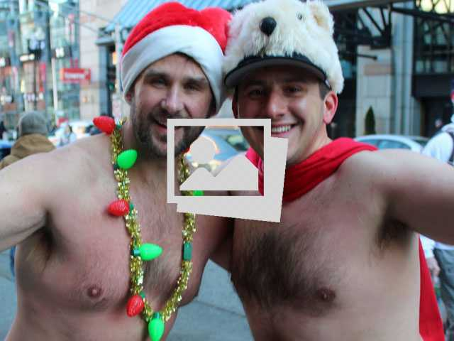 Santa Speedo Run/Boston ::  December 8, 2018