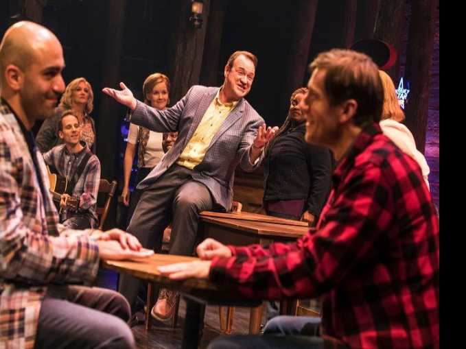 Review :: Come From Away