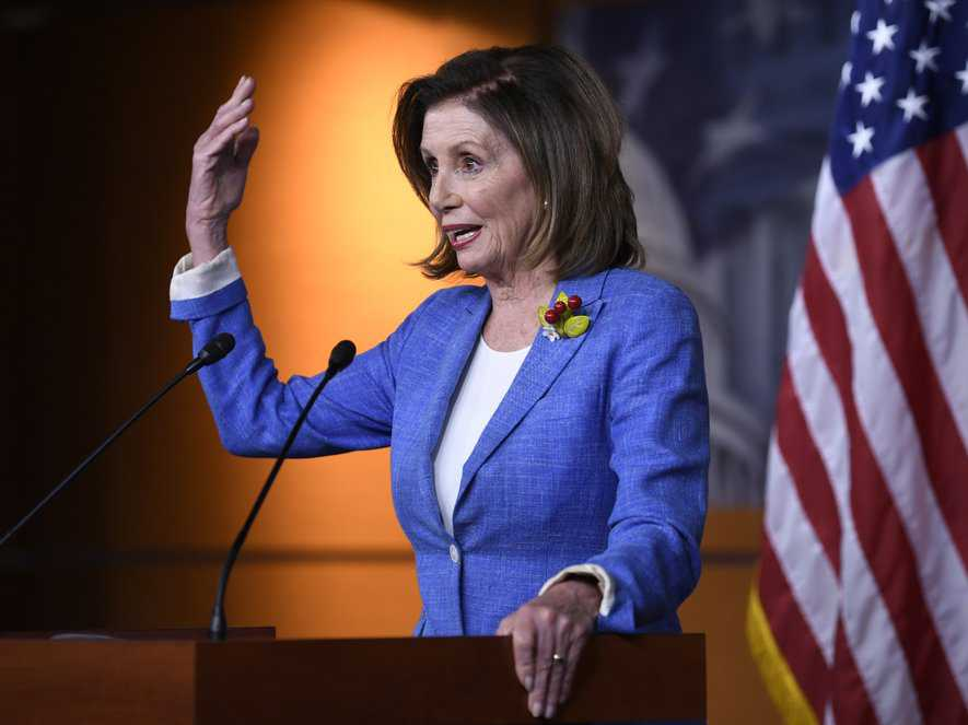 Some Democrats Talking Impeachment Not Ready to Do it