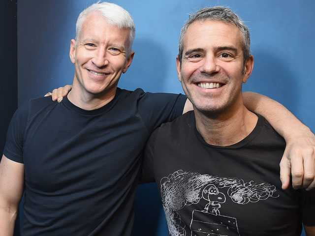 Andy Cohen and Anderson Cooper Confirmed to Host CNN's New Year's Eve Event