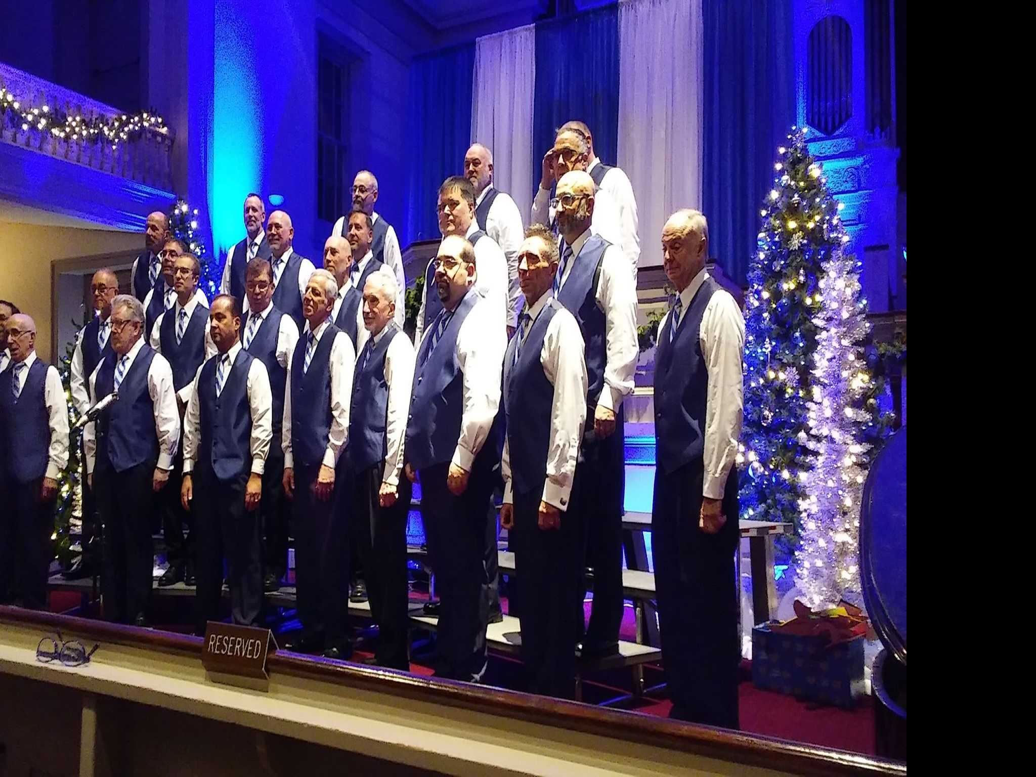 Review :: 'Can You Feel It?' / Providence Gay Men's Chorus