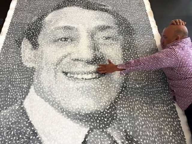 Artist Khoi Nguyen Remembers Harvey Milk, One Fingerprint at a Time
