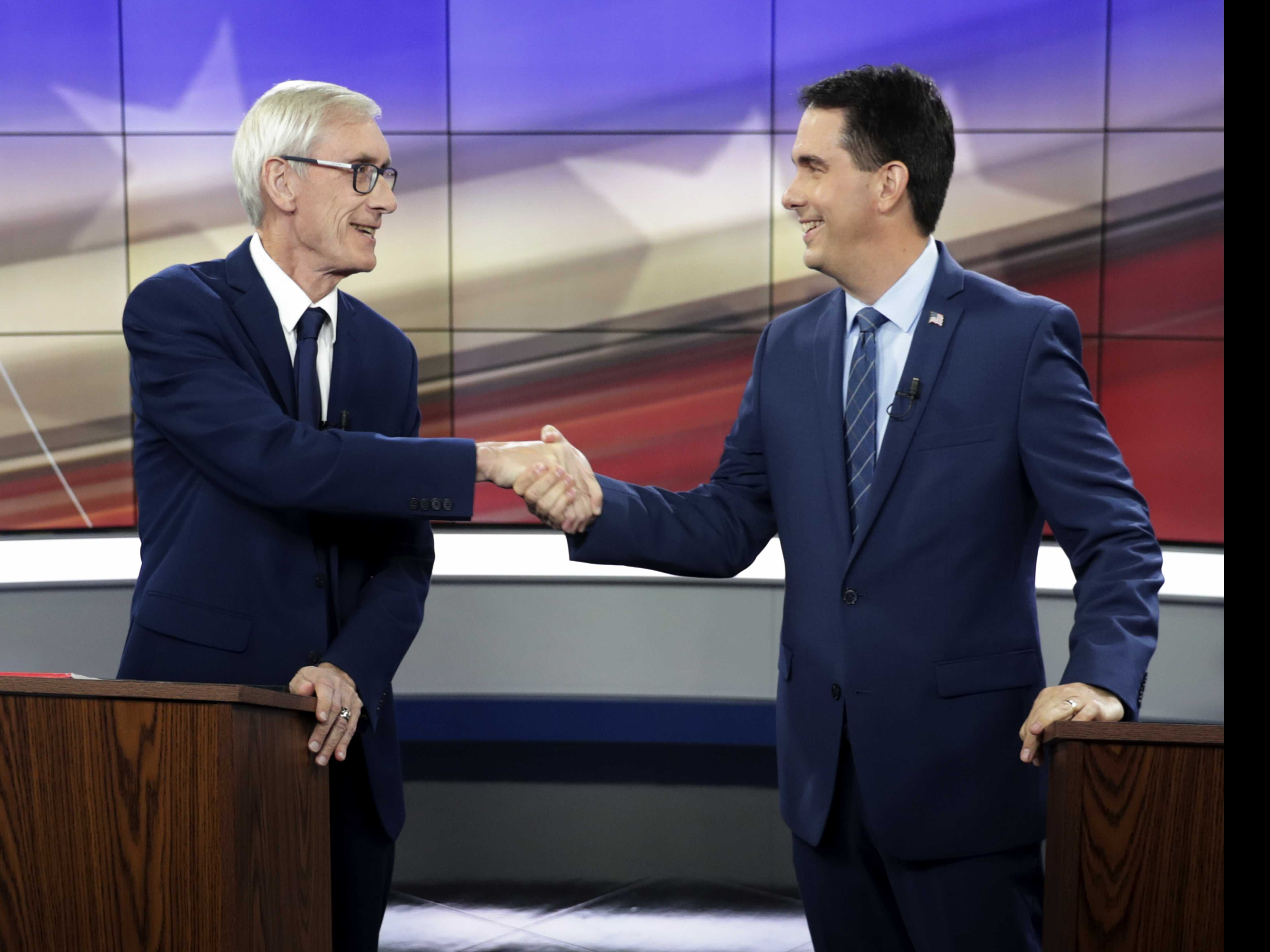 AP FACT CHECK: Wisconsin Governor's Veto Pen is Powerful