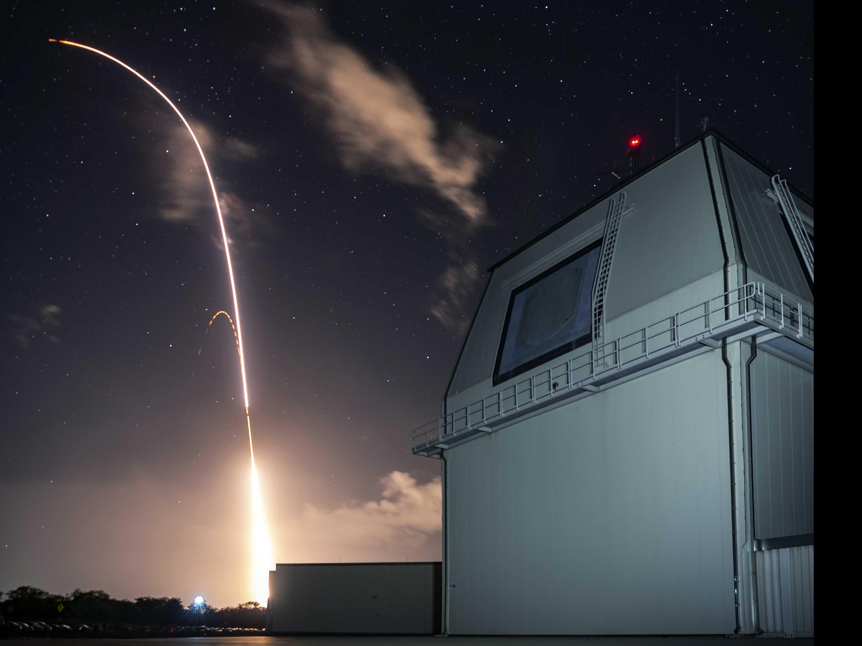 U.S. Military's Aegis System Intercepts Test Missile in Hawaii