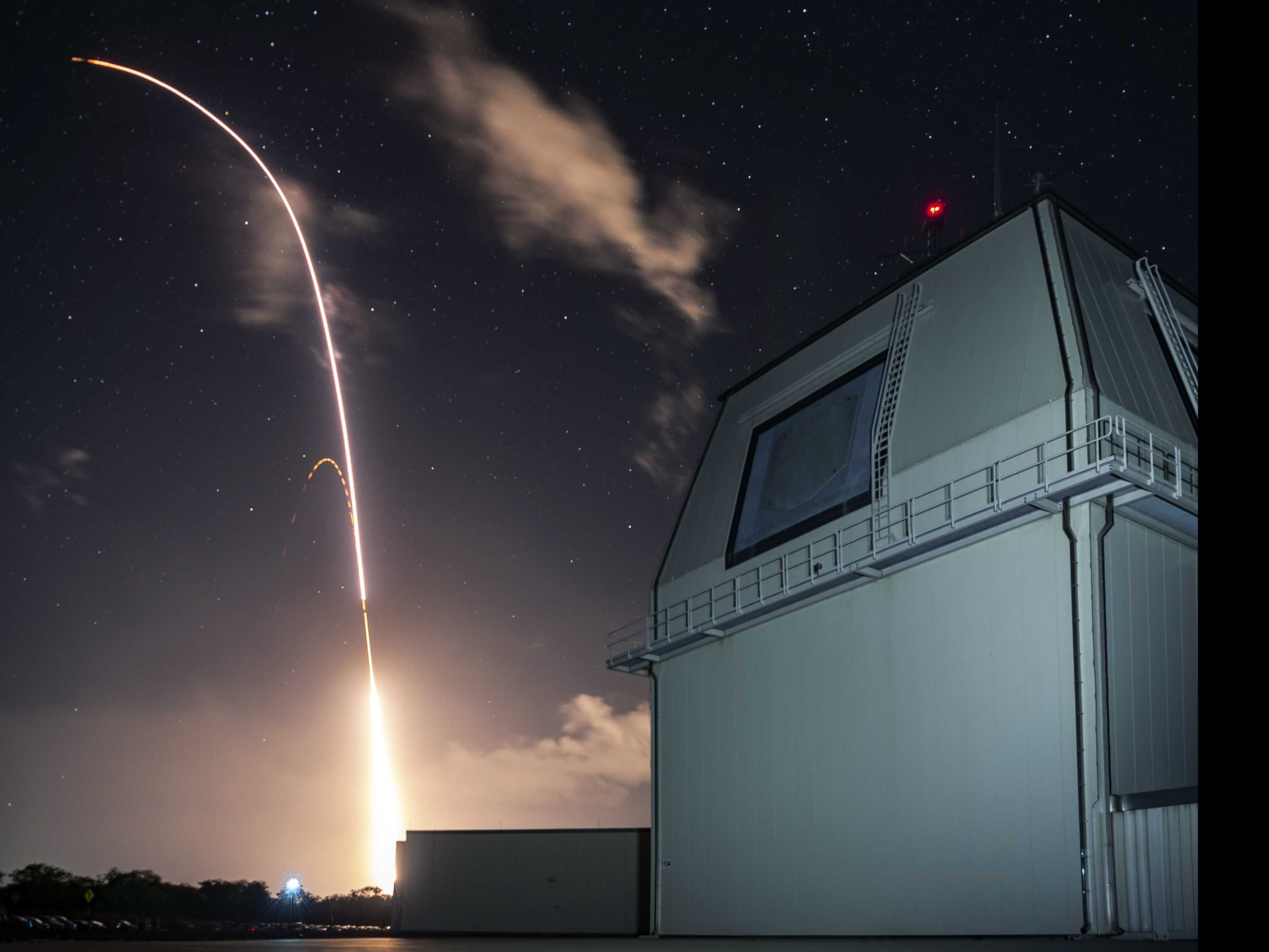 U.S. Military's Aegis System Intercepts Test Missile in Hawaii