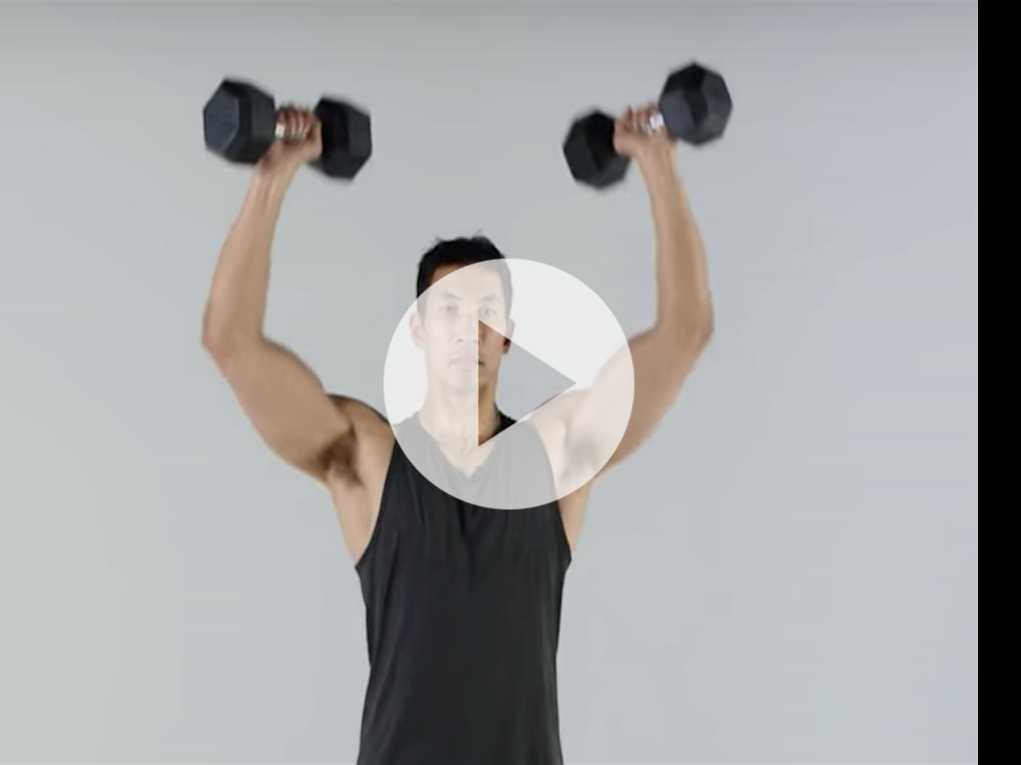 Workout Wednesday: Monster Shoulders in One Move