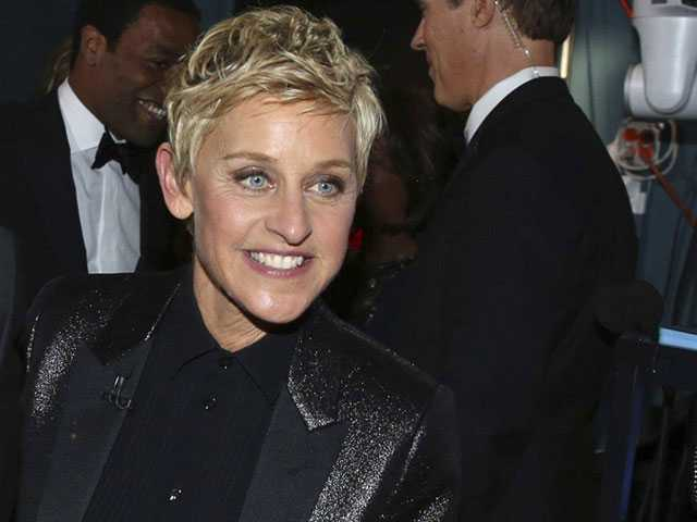 In New Interview, Ellen DeGeneres Says She's Considering Leaving Talkshow