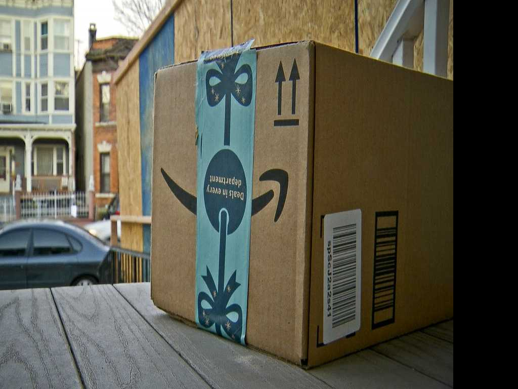 Fake Amazon Boxes and GPS Used to Catch Would-Be Thieves
