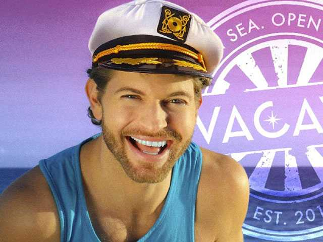 Jaymes Vaughan Joins as Cruise Director on VACAYA's Inaugural Voyage