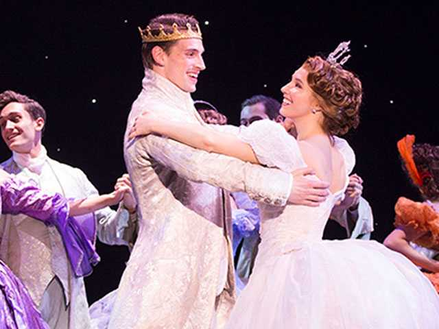 Actor Lukas James Miller Finds His Inner Prince in 'Rodgers and Hammerstein's Cinderella'
