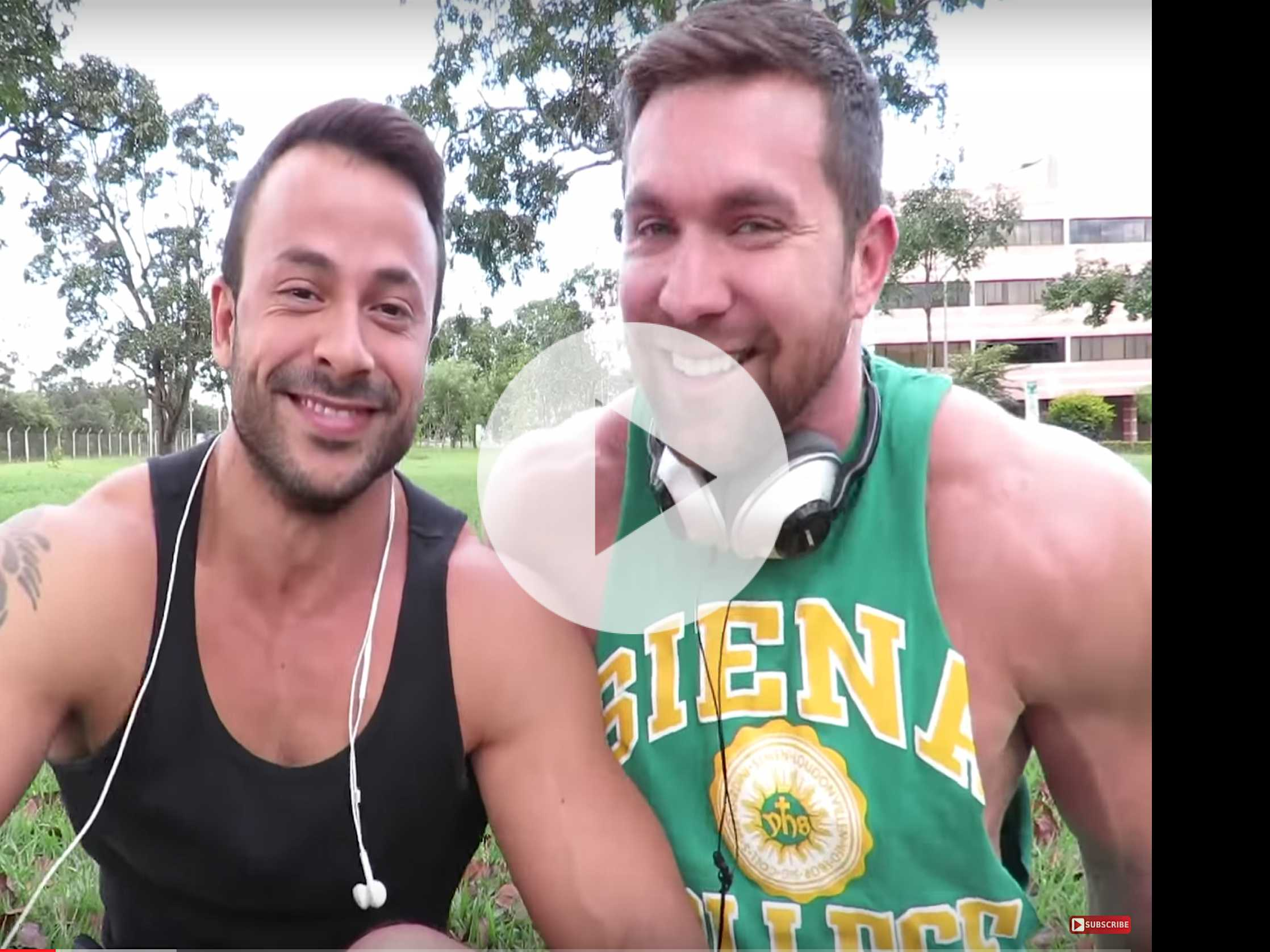 Fitness Friday: Boyfriend Workout with Stepsof2Foreigners